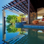 Beach Pool Villa Deck