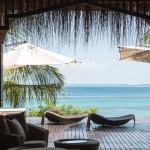 Anantara Spa lounge and view