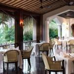 Golfinho Restaurant with view
