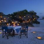 Matemwe-romantic-beach-dinner